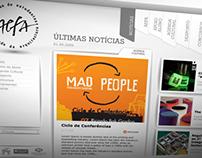 AEFA | website