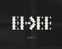 INK / free display font