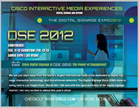 Digital Signage Expo Email Flyer