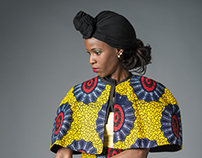 Rita-African Designer/Model