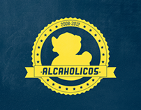Alcaholicos Sweater - 2012
