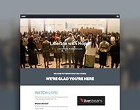 Toronto East SDA Website