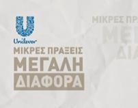 Unilever Greece, CSR