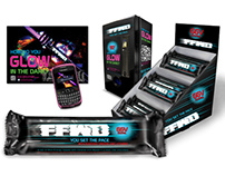 FFWD Energy Bar ReLaunch and Brand Activation