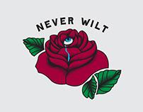 NEVER WILT