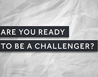 The Challenger Salesforce