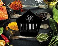 Creación de Marca - Pishqa
