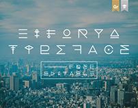 Eiforya Typeface (Free)