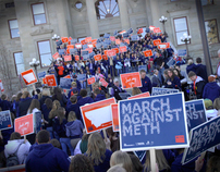 March Against Meth