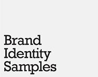Brand Identity Samples