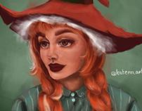 Digital witch