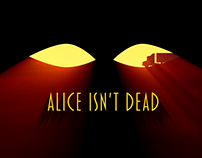 Alice Isn't Dead Fan Animation