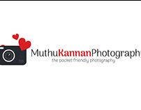 Logo for Muthu Kannan Photography