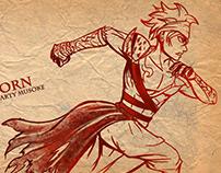 Zorn Character Creation