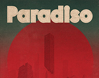 Paradiso Comic Cover