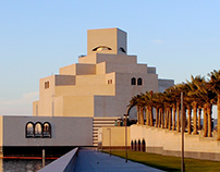 Museum of Islamic Arts I. M. Pei's