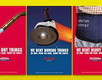 """We Rent…"" Safety Awareness Program Posters"