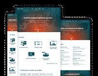 VisionaApps – Web presentation
