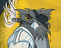 DESIGN: Old Smokey Poster