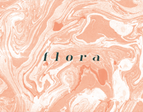 Branding for Flora by Alexia Ulibarri