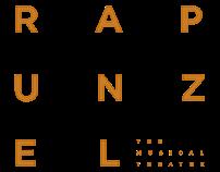 """Graphic Design: """"Rapunzel Theatre"""" Branding/Advert"""