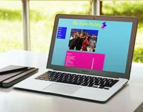 Funk Factory Website Redesign
