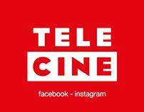 Rede Telecine - Social Media