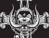 Official Motörhead T-Shirt Design