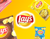 """Lays: """"Bring the pack back in the game!"""""""