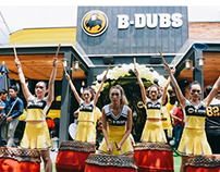 B-DUBS GRAND OPENING