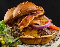 Skillets • Steak Burgers