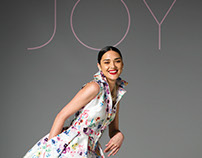 JOY....IS WEARABLE. NAEEMA ALSHUHAIL SS15