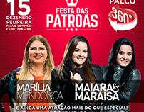 FESTA DAS PATROAS - MARÍLIA MENDONÇA | MAIARA E MARAISA