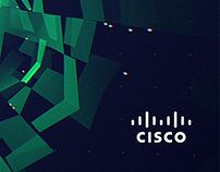 CISCO interactive installation pitch