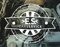 ES Carservice // Branding