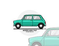 Morris Mini 1969