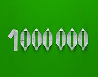 Sberbank - one million