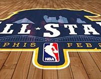 MEMPHIS NBA ALL-STAR CONCEPT