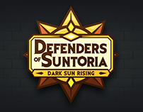 Defenders of Suntoria - Fantasy TD Strategy Game