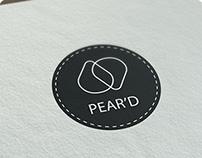 PEAR'D Logo