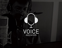 Voice anouncers
