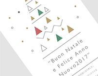 Italy restaurant/christmas card