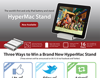 HyperMac Interactive Ad