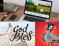 Updated portfolio website