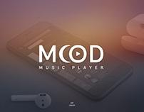 MOOD Music Player | App
