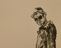 Pen-paintings (C)