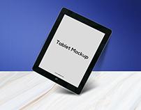Free Apple Tablet Mockup Psd Download