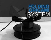 Folding Origami System | Design 10: Project 1