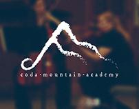 Coda Mountain Academy – Logo / Branding
