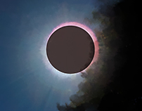 solar eclipse - lakewood, wa